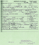 Barach Obama's Fraud Birth Certificate